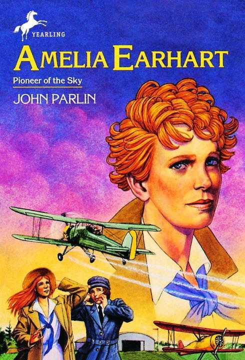Amelia Earhart By Parlin, John